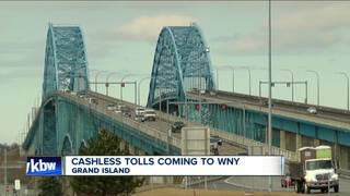 Cashless tolls coming to Grand Island