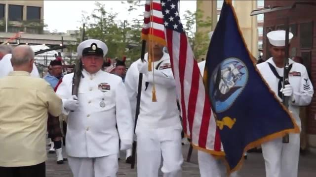 All aboard for Buffalo Naval Park fundraiser