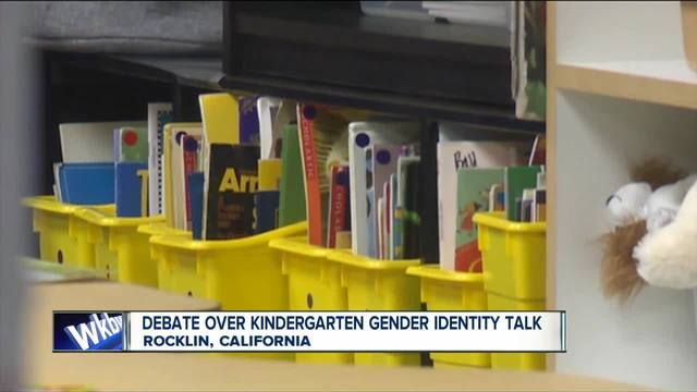 Should teachers talk about gender identity-