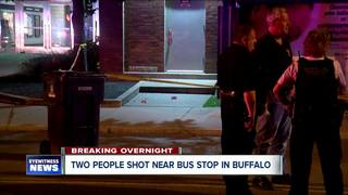 Buffalo Police investigate overnight shooting