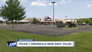 Lyndonville woman fatally shot