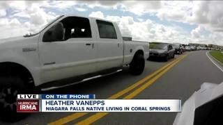 WNY natives in Florida prepare for hurricane
