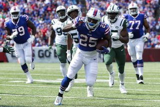 Why LeSean McCoy chose to protest during anthem