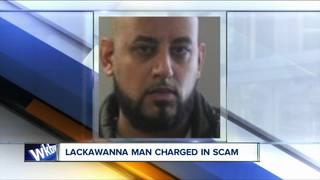 Lackawanna man facing scam-related charges