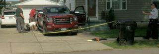 House and car shot up in Tonawanda