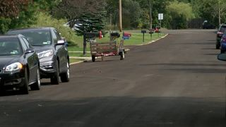 Grand Island homeowners battle against paving