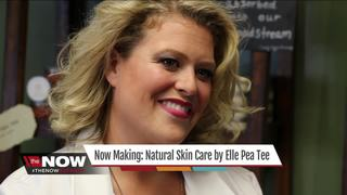 Local woman specializes in organic skincare