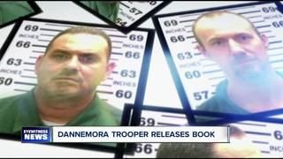 NYSP officer writes book about 2015 manhunt