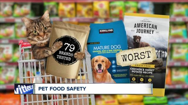 Is your pet food safe- Some contain toxins- lead