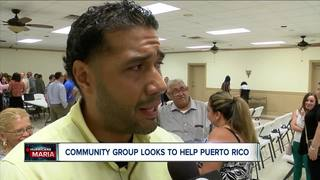 Puerto Rico community looking for help