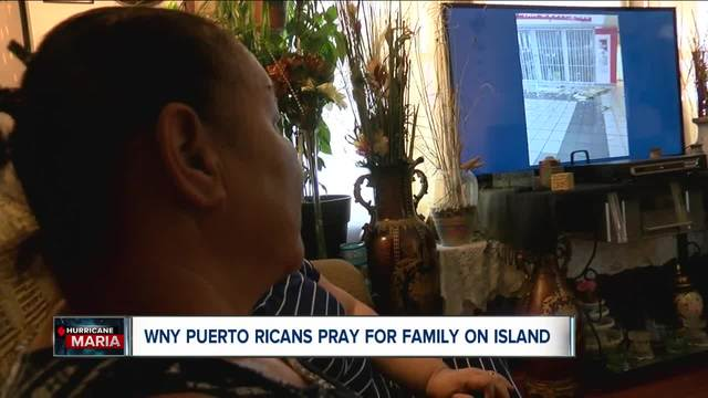 Lorain residents worry about family in Puerto Rico