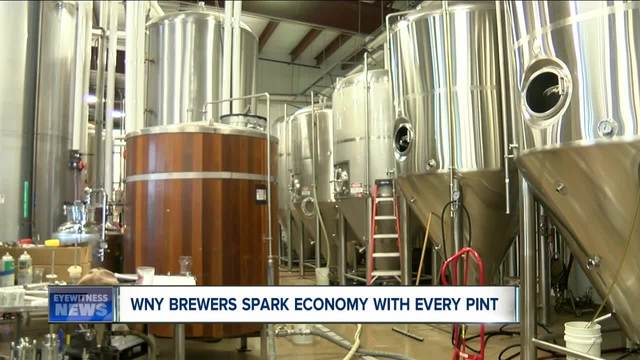 WNY brewers spark economy with every pint