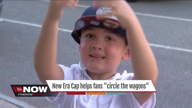 New Era Cap helps fans -circle the wagons-