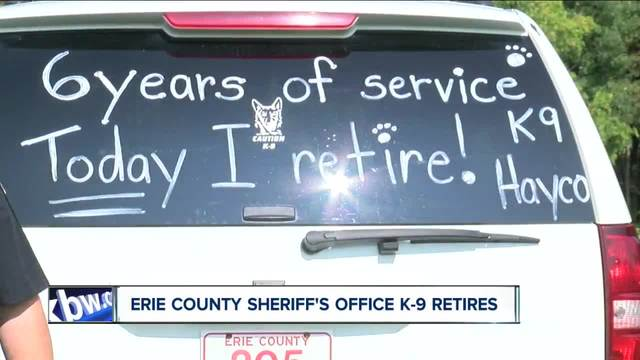 Deputy gives his partner a forever home