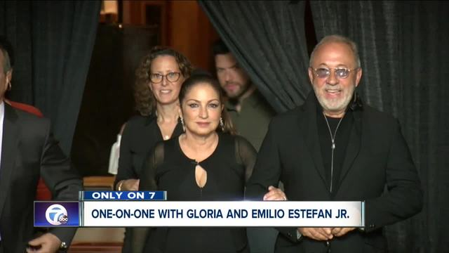Emilio and Gloria Estefan talk legacy and their journey with Liz Lewin