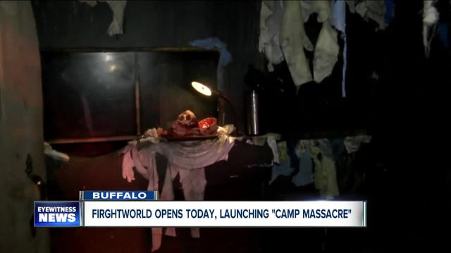 Ready for some Halloween scares- Frightworld promises new attractions