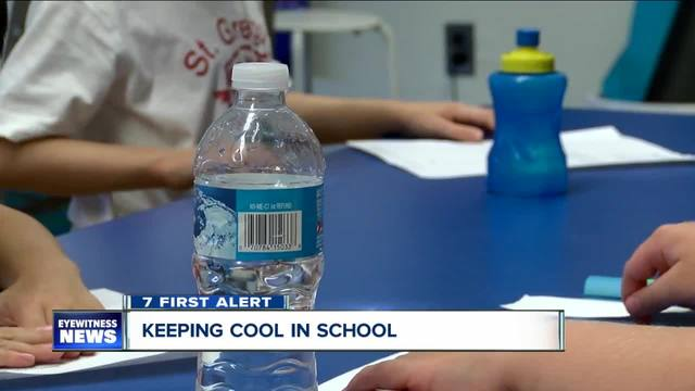 Why does school office have air conditioning but my son-s classroom does…