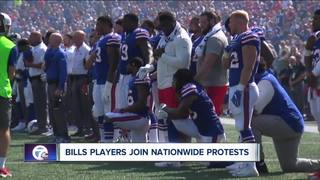 Strong opinions on NFL protests