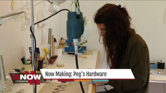 Now Making- Peg-s Hardware