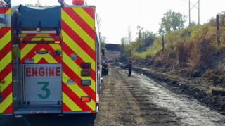 Man trapped under ATV rescued by firefighters