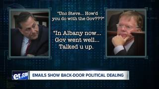 I-Team: Emails show underbelly of WNY politics