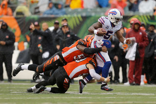 Bills can't capitalize in 20-16 loss to Bengals