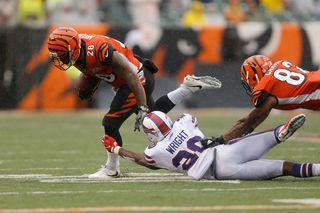 7 Bye Week Qs: 7) Can the Bills stay healthy?