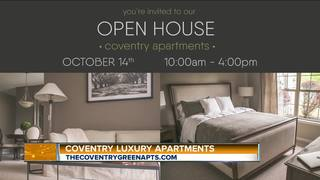 Coventry Luxury Apartments Open House