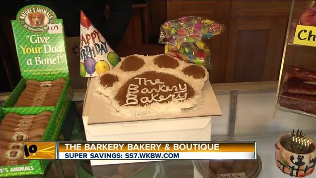 The Barkery Bakery and Boutique