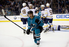 5 Observations: Sharks take down Sabres 3-2