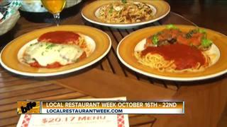 Local Resturant Week