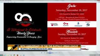 Buffalo Urban League 90th Anniversary Gala