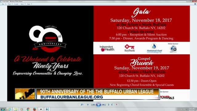 Buffalo Urban League 90th Anniversary
