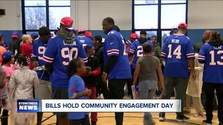 Bills hold five community outreach events