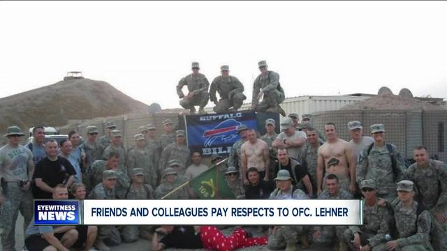Lehner made plans to remember fallen brother the same day he was found
