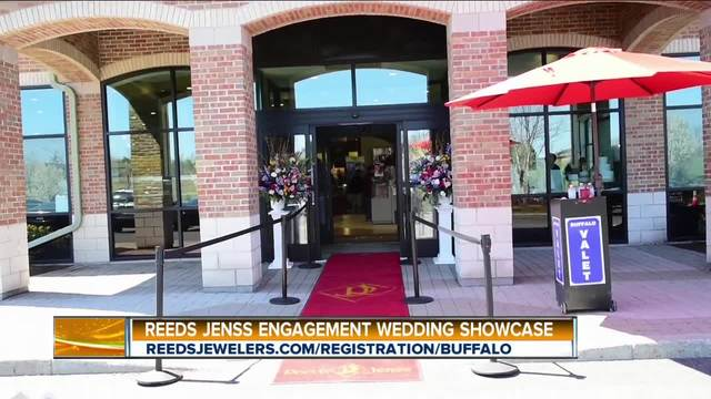 Reed Jenss Engagement and Wedding Showcase November 5th