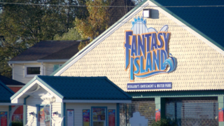 Fantasy Island display removed after complaints