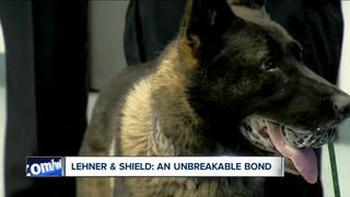 The future for Officer Lehner's K-9 partner