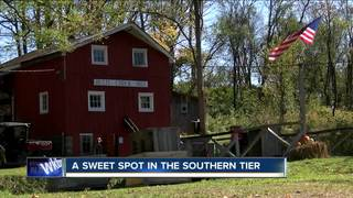 Sweet success at Busti Cider Mill