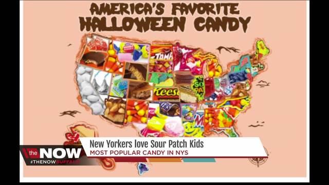 America-s Favorite Halloween Candy