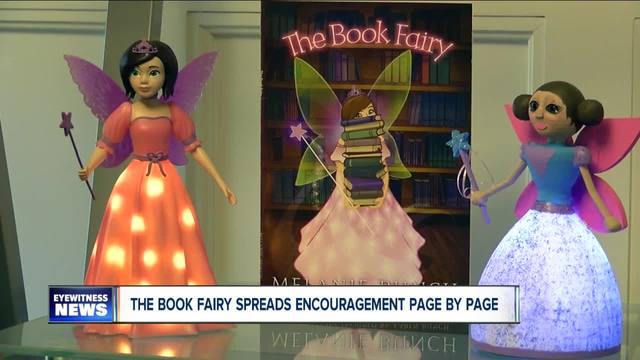The Book Fairy inspires to get kicks back to reading