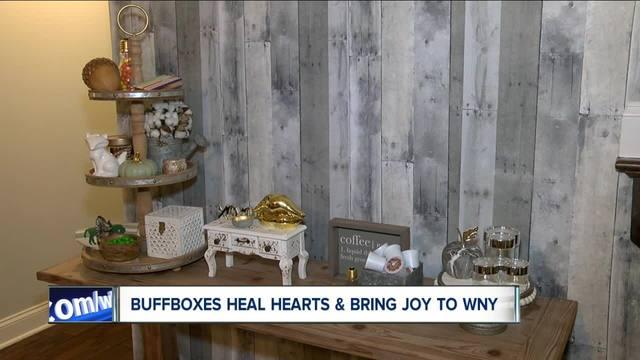 Local couple-s buffBOXes help heal WNY