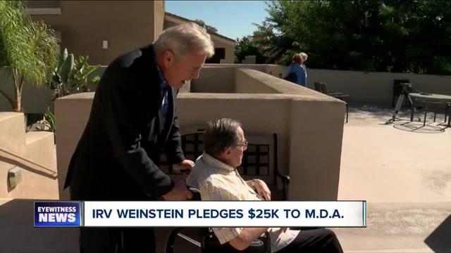 Irv Weinstein-s ALS gift