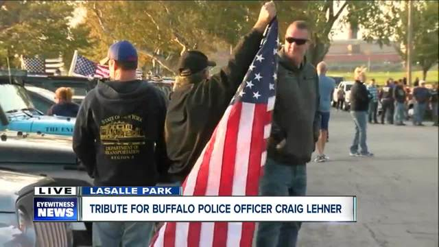 Tribute for Craig Lehner scheduled for Thursday night