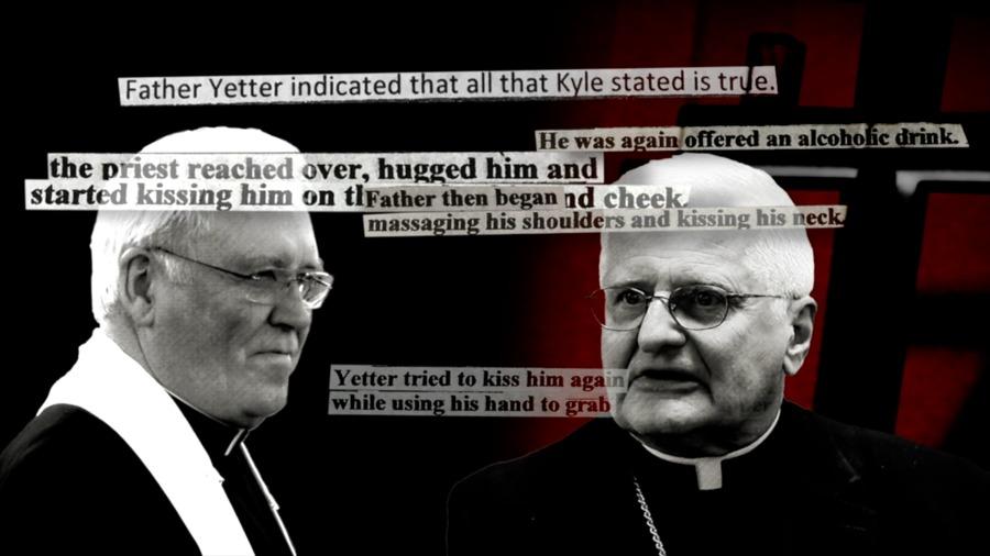 new york bishop allowed priest to remain pastor despite