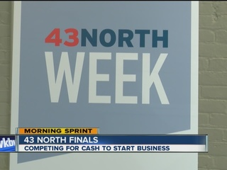 43 North is back with new award structure