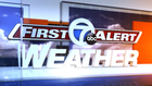Today's 7 First Alert Forecast & Live Radar