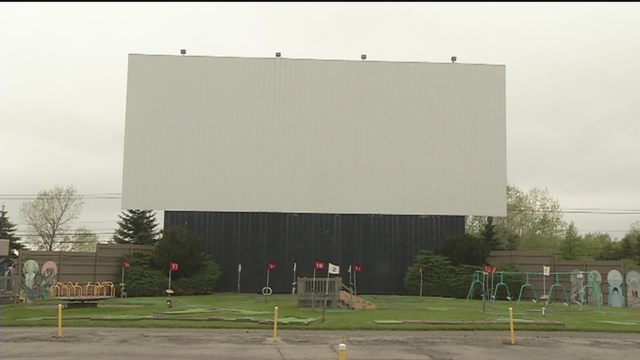Watch Bills Tailgate At Drive In For Free