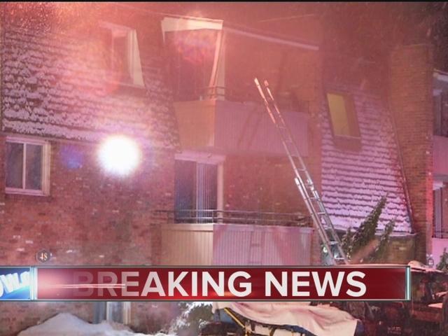 Cheektowaga fire crews fight kitchen fire for K kitchen company cheektowaga ny