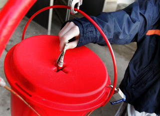 The Salvation Army Kicks off Red Kettle Season